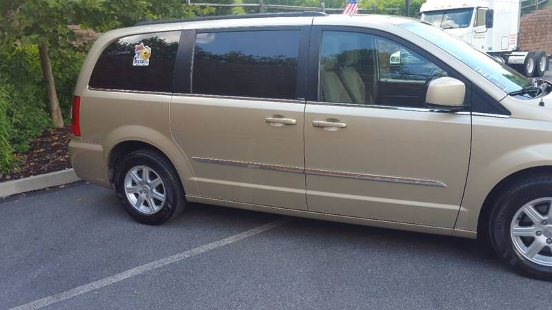 2011 Chrysler Town and Country for sale at Lehigh Valley Autoplex, Inc. in Bethlehem PA