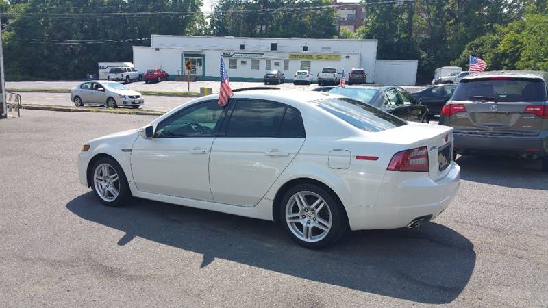 2008 Acura TL for sale at Lehigh Valley Autoplex, Inc. in Bethlehem PA