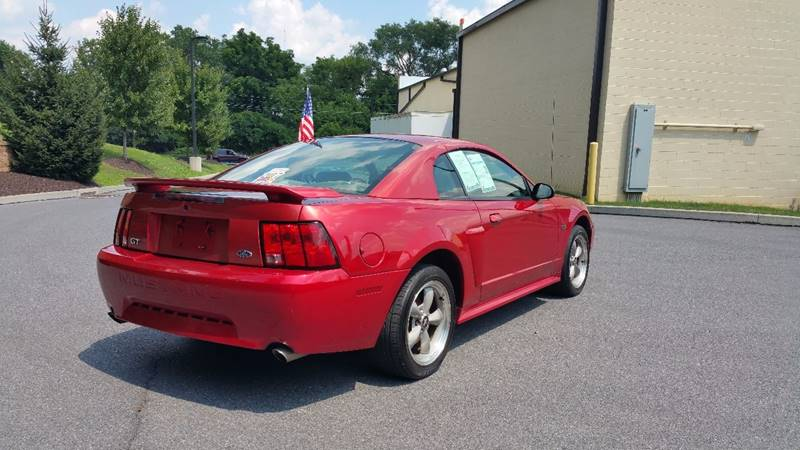 2002 Ford Mustang for sale at Lehigh Valley Autoplex, Inc. in Bethlehem PA