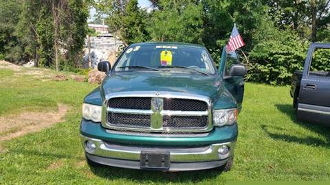 2003 Dodge Ram Pickup 1500 for sale at Lehigh Valley Autoplex, Inc. in Bethlehem PA