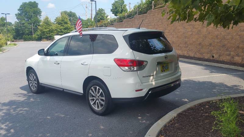 2013 Nissan Pathfinder for sale at Lehigh Valley Autoplex, Inc. in Bethlehem PA