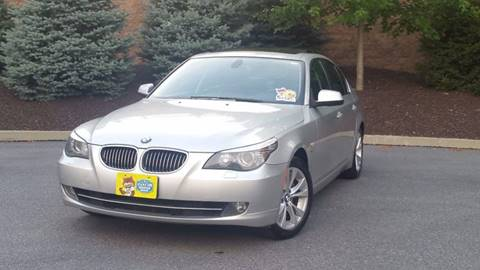 2010 BMW 5 Series for sale at Lehigh Valley Autoplex, Inc. in Bethlehem PA