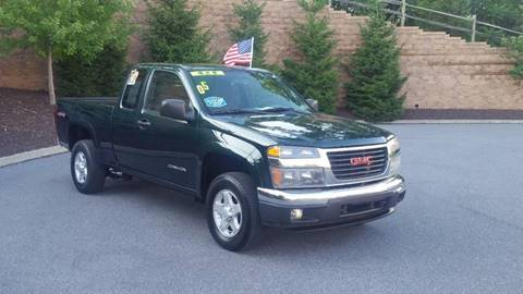 2005 GMC Canyon for sale at Lehigh Valley Autoplex, Inc. in Bethlehem PA