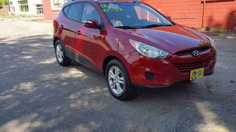 2012 Hyundai Tucson for sale in Bethlehem, PA