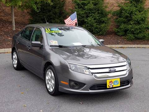 2011 Ford Fusion for sale in Bethlehem, PA