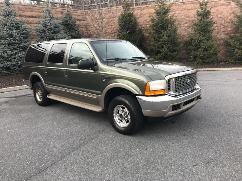 Ford Excursion For Sale At Lehigh Valley Autoplex Inc In Bethlehem Pa