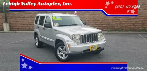 2008 Jeep Liberty for sale in Bethlehem, PA