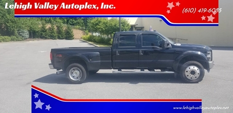 2008 Ford F-450 Super Duty for sale in Bethlehem, PA