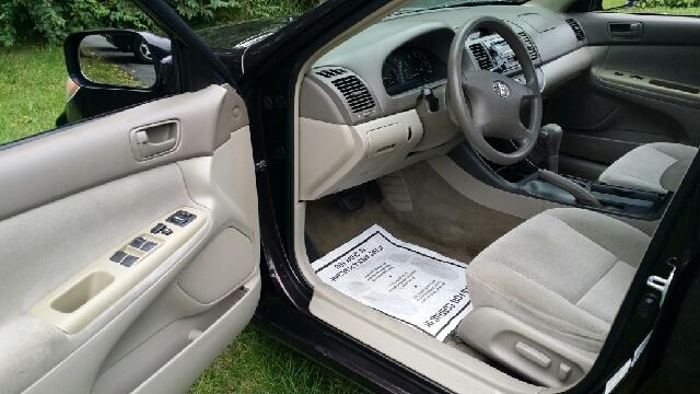 2002 Toyota Camry for sale at Lehigh Valley Autoplex, Inc. in Bethlehem PA
