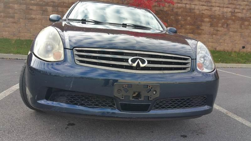 2005 Infiniti G35 for sale at Lehigh Valley Autoplex, Inc. in Bethlehem PA