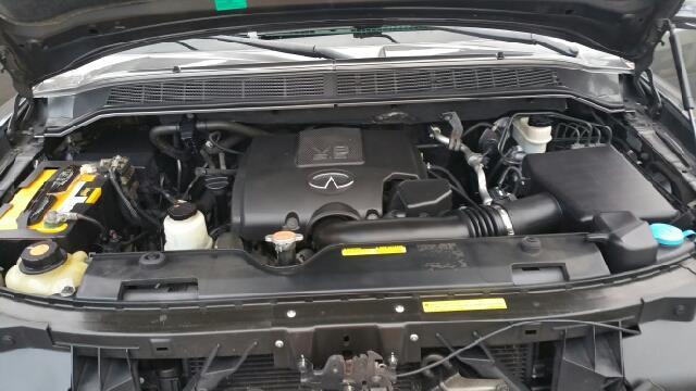 2008 Infiniti QX56 for sale at Lehigh Valley Autoplex, Inc. in Bethlehem PA