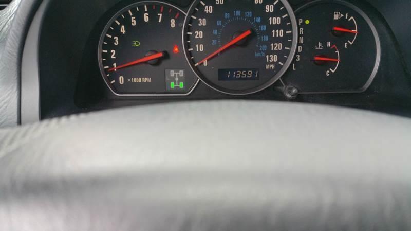 2004 Suzuki XL7 for sale at Lehigh Valley Autoplex, Inc. in Bethlehem PA