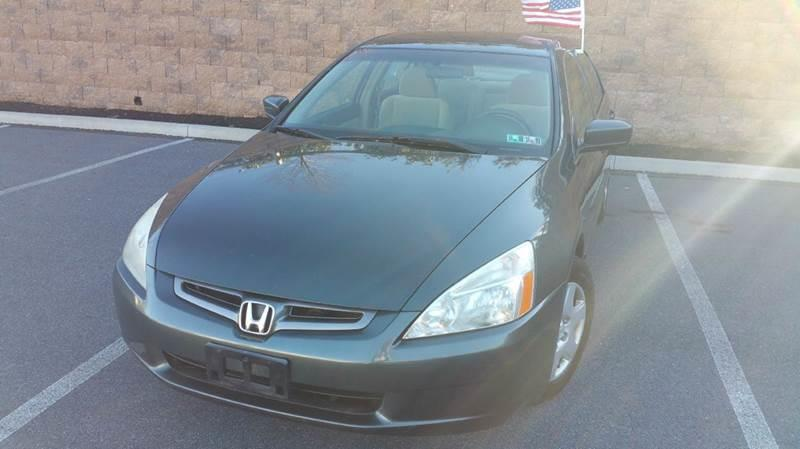 2005 Honda Accord for sale at Lehigh Valley Autoplex, Inc. in Bethlehem PA