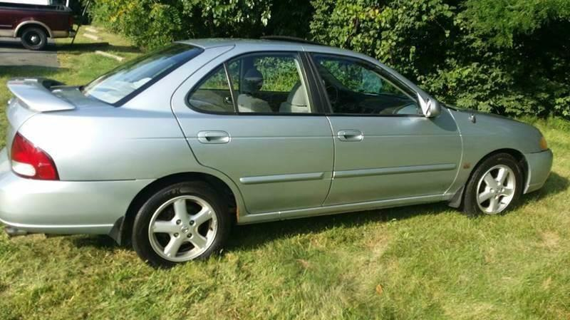 2003 Nissan Sentra for sale at Lehigh Valley Autoplex, Inc. in Bethlehem PA