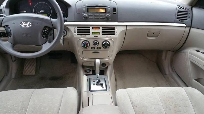 2007 Hyundai Sonata for sale at Lehigh Valley Autoplex, Inc. in Bethlehem PA