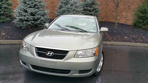 2007 Hyundai Sonata for sale at Lehigh Valley Autoplex, Inc. in Bethlehem PA