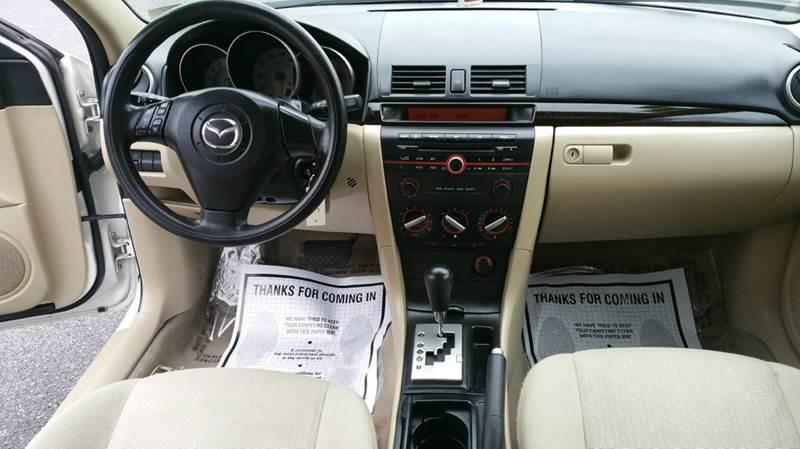 2008 Mazda MAZDA3 for sale at Lehigh Valley Autoplex, Inc. in Bethlehem PA