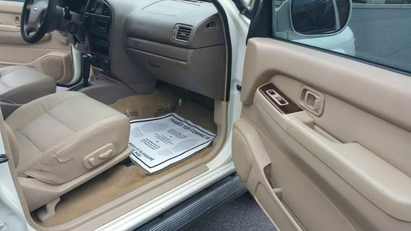 2002 Nissan Pathfinder for sale at Lehigh Valley Autoplex, Inc. in Bethlehem PA