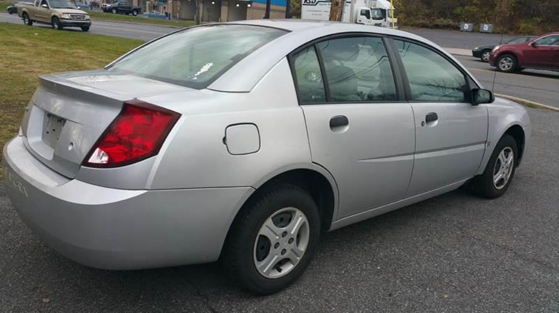 2003 Saturn Ion for sale at Lehigh Valley Autoplex, Inc. in Bethlehem PA