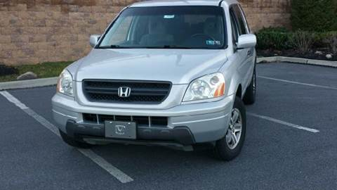 2003 Honda Pilot for sale at Lehigh Valley Autoplex, Inc. in Bethlehem PA