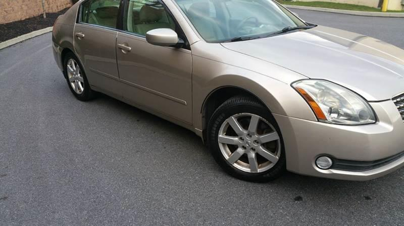 2004 Nissan Maxima for sale at Lehigh Valley Autoplex, Inc. in Bethlehem PA
