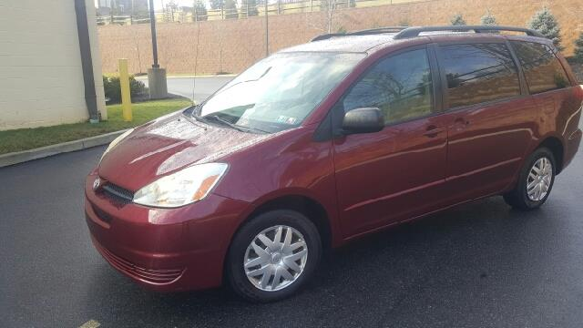 2005 Toyota Sienna for sale at Lehigh Valley Autoplex, Inc. in Bethlehem PA