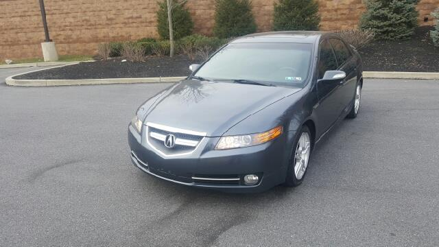2007 Acura TL for sale at Lehigh Valley Autoplex, Inc. in Bethlehem PA