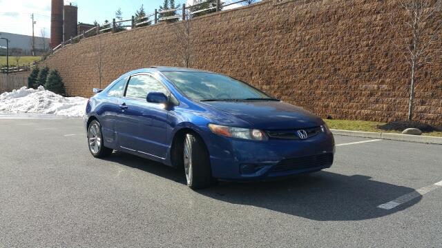2007 Honda Civic for sale at Lehigh Valley Autoplex, Inc. in Bethlehem PA