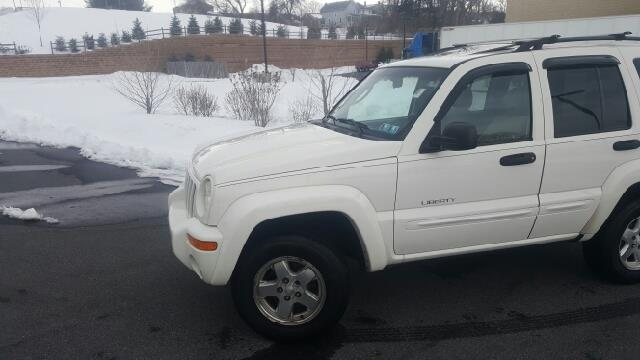 2002 Jeep Liberty for sale at Lehigh Valley Autoplex, Inc. in Bethlehem PA