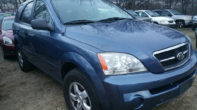 2006 Kia Sorento for sale at Lehigh Valley Autoplex, Inc. in Bethlehem PA