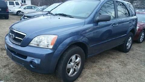 2006 Kia Sorento for sale at Lehigh Valley Autoplex, Inc. in Bethlehem PA