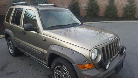 2005 Jeep Liberty for sale at Lehigh Valley Autoplex, Inc. in Bethlehem PA