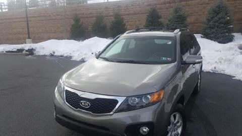 2011 Kia Sorento for sale at Lehigh Valley Autoplex, Inc. in Bethlehem PA