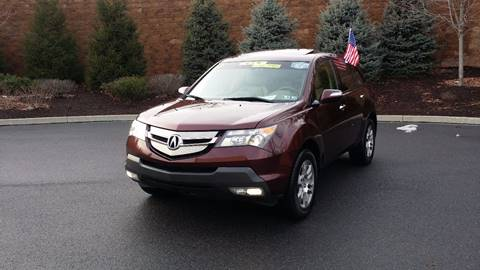 2007 Acura MDX for sale in Bethlehem, PA