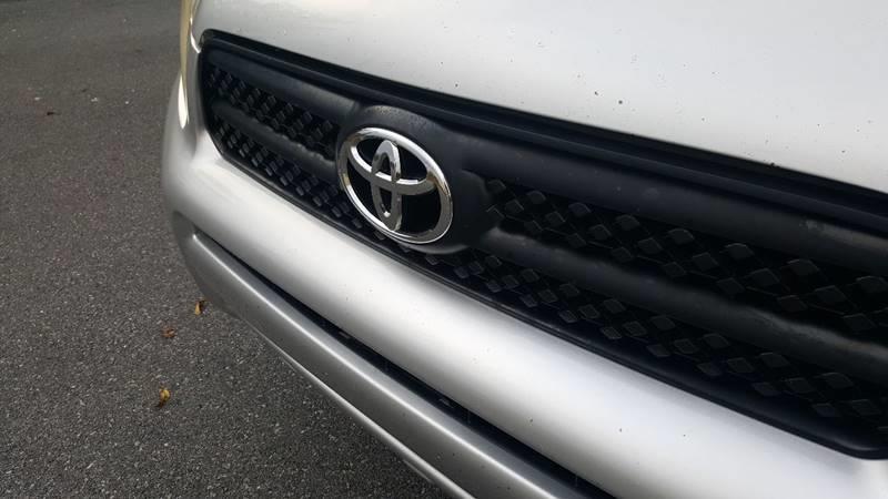 2008 Toyota RAV4 for sale at Lehigh Valley Autoplex, Inc. in Bethlehem PA