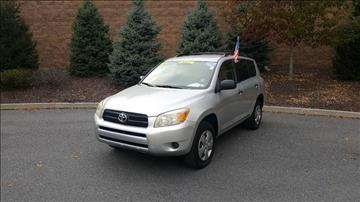 2008 Toyota RAV4 for sale at Lehigh Valley Autoplex, Inc. in Bethlehem PA