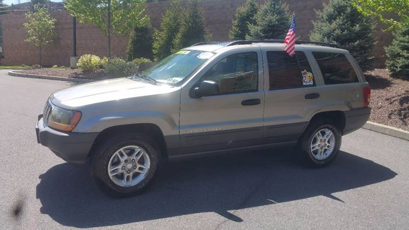 2002 Jeep Grand Cherokee for sale at Lehigh Valley Autoplex, Inc. in Bethlehem PA
