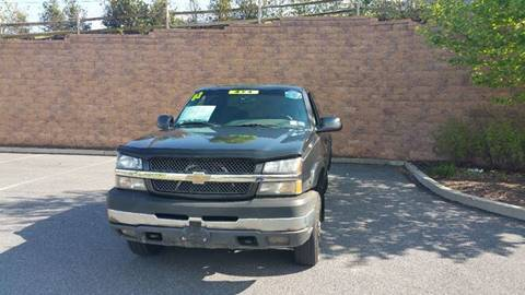 2003 Chevrolet Silverado 2500HD for sale at Lehigh Valley Autoplex, Inc. in Bethlehem PA
