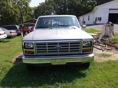 1986 Ford F-150 for sale in Maryville, TN