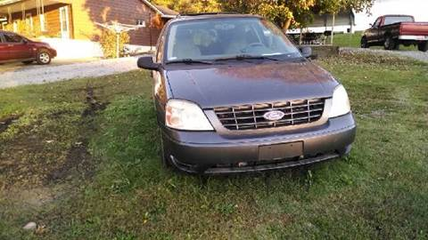 2004 Ford Freestar for sale at WARREN'S AUTO SALES in Maryville TN