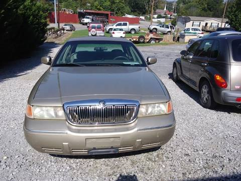 1999 Mercury Grand Marquis for sale at WARREN'S AUTO SALES in Maryville TN