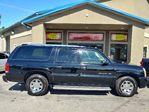 2005 Cadillac Escalade ESV for sale in Garden City, ID