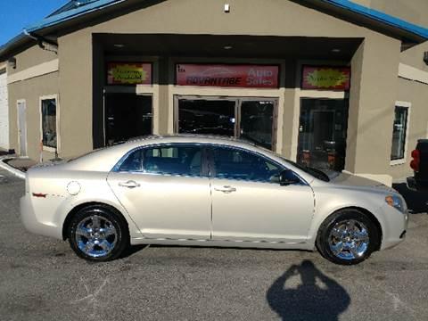 2010 Chevrolet Malibu for sale in Garden City, ID