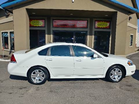 2013 Chevrolet Impala for sale in Garden City, ID