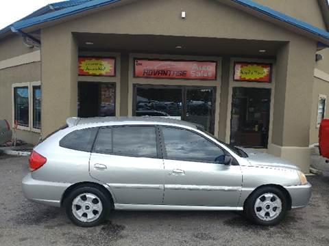2004 Kia Rio for sale in Garden City, ID
