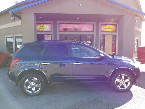 2005 Nissan Murano for sale in Garden City, ID