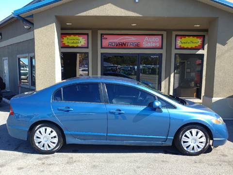 2007 Honda Civic for sale in Garden City, ID