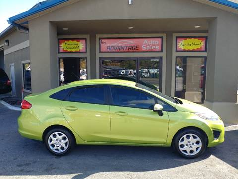 2013 Ford Fiesta for sale in Garden City, ID