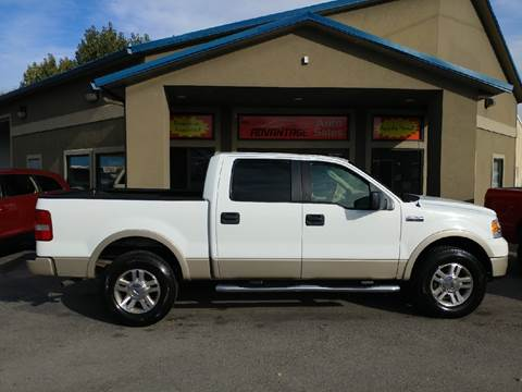 2007 Ford F-150 for sale in Garden City, ID