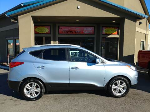 Hyundai Tucson For Sale in Garden City, ID - Carsforsale.com